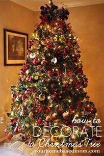 how can i decorate my home how to decorate a tree tutorial