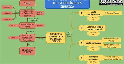 acerca de la conquista esquema acerca de la conquista romana de la pen 205 nsula ib 201 rica