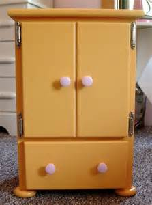 armoire dresser for american doll
