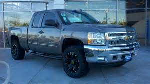2012 chevy silverado 1500 with black rims 2012 chevrolet