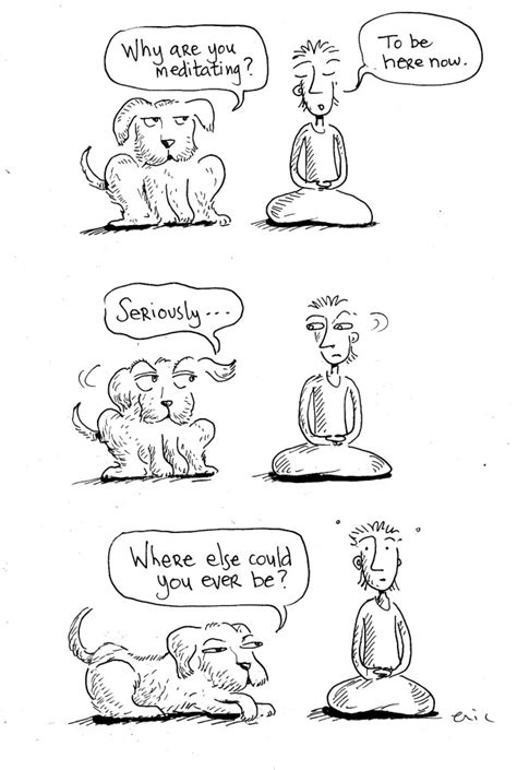 dharma doodle friday why meditate wisdom