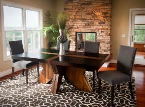 rustic modern dining room elegant rustic modern dining table modern dining room