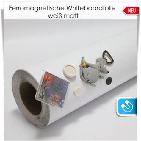 Folien Aufkleber Beschriftbar by Ferromagnetische Whiteboardfolie Wei 223 Matt Beschreibbare