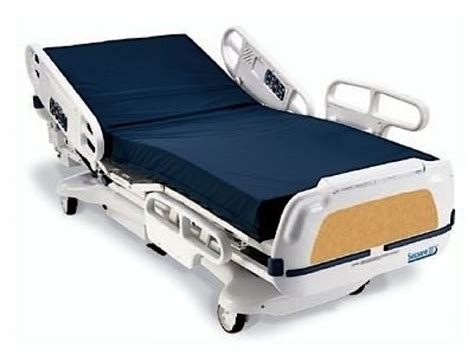medical beds refurbished stryker secure ii medical and surgical bed