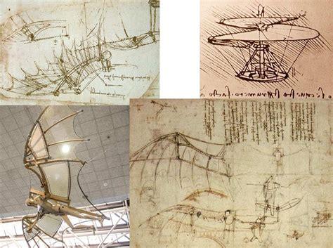 leonardo da vinci biography flying machine flying dream meaning and symbolism