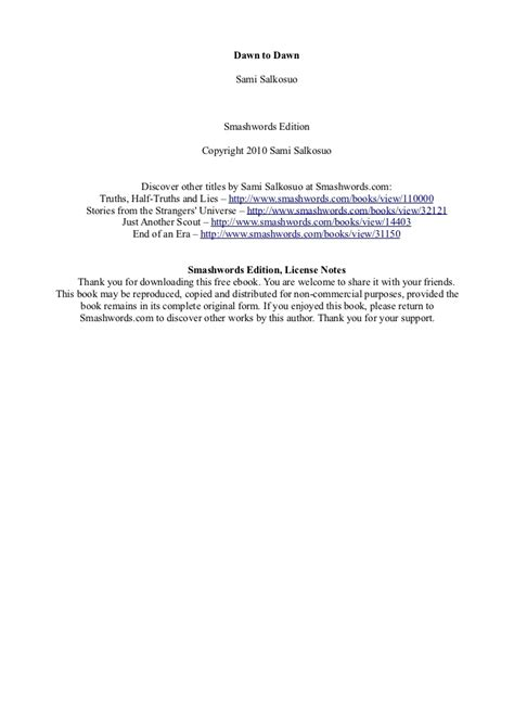 smashwords template 28 smashwords template 5 smashwords ebook template for