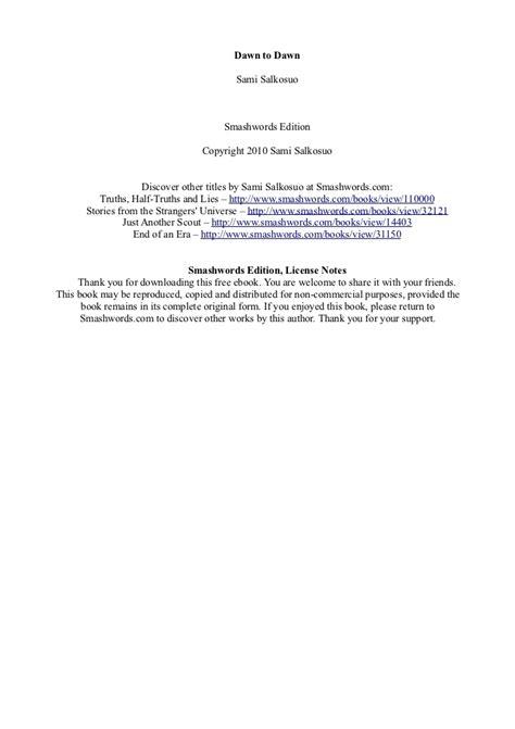 28 smashwords template 5 smashwords ebook template for