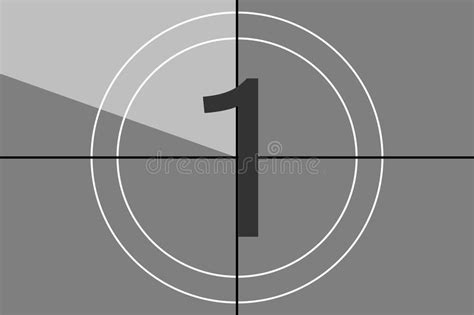 A Shoey Countdown Number 2 by Fashioned Countdown Stock Illustration