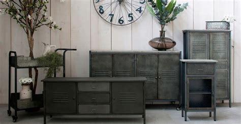 mobili stile industriale mobiletti industrial e vintage arredamenti stile