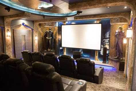 themed home theaters  chicagoland frankfort kole digital