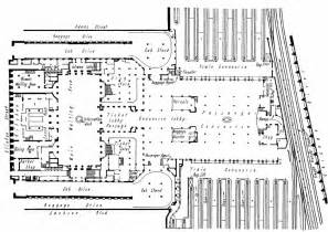 Penn Station Floor Plan Floor Plan Of Pennsylvania Station Free Home Design