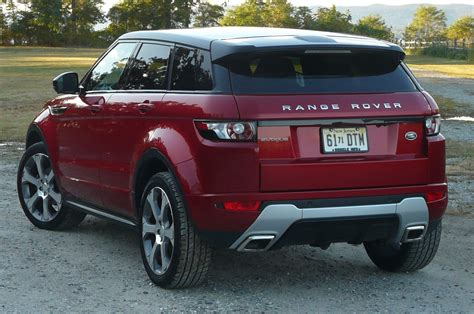 range rover evoque back land rover evoque 2014 price www pixshark com images