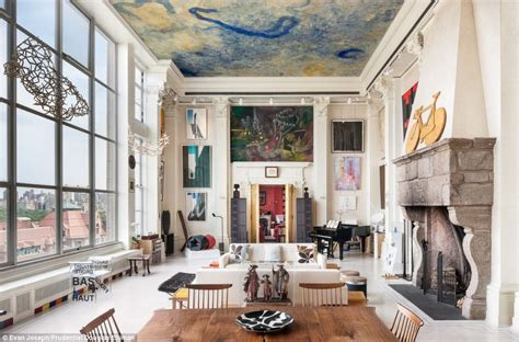 New York Appartment by Beautiful 20million New York Apartment Boasts 24ft High Ceilings And Corinthian Columns Daily