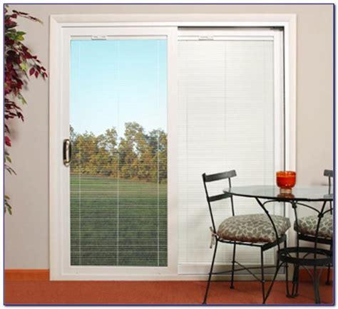 sliding patio door with built in blinds andersen sliding patio doors with built in blinds patios