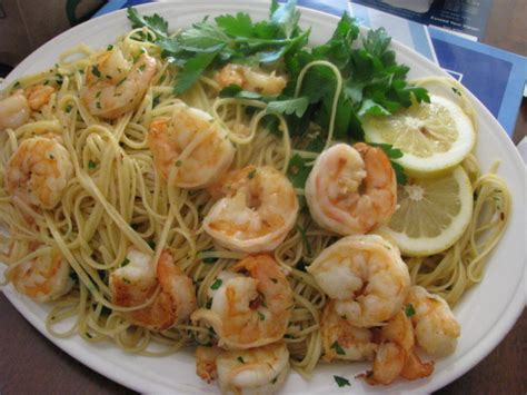 ina garten pasta recipes linguine with shrimp sci barefoot contessa ina garten