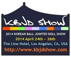 jointed doll convention 2014 2014 korean jointed doll show news and update