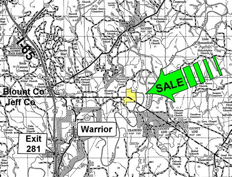 Blount County Property Records 219 Acres Recreational Land For Sale Blount County Al Land And Farm