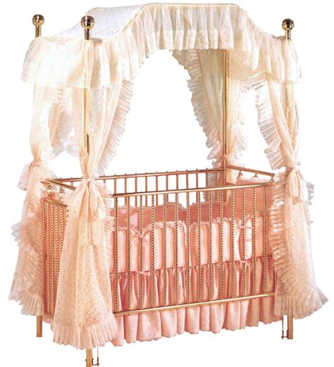 How To Make A Canopy For A Crib by Crib With Canopy