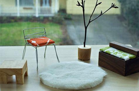 modern miniature dollhouse furniture modern minis by miniatures decoist