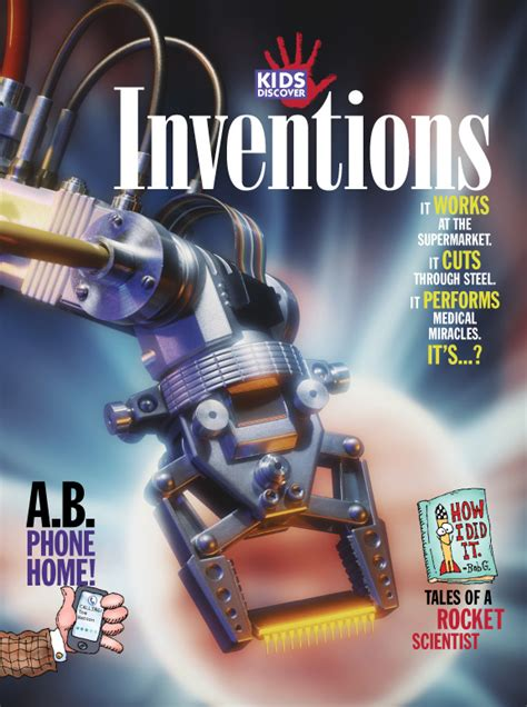 125 cool inventions supersmart 1426318855 inventions for kids 125 cool inventions children invention engine my crazy inventions