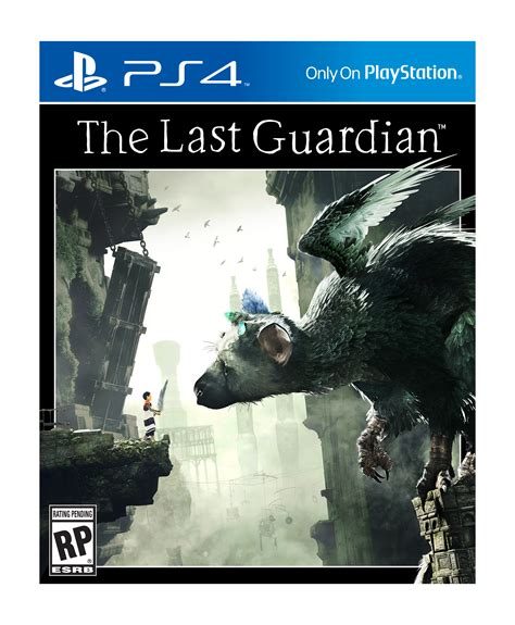 the last guardian an the last guardian s boxart is so lovely we felt it deserved its own post vg247