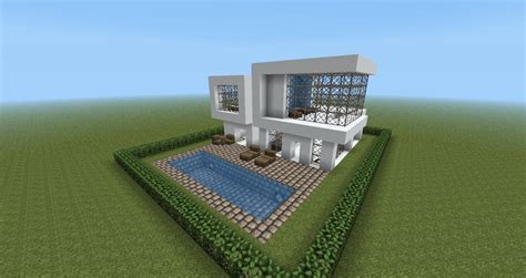 how to design a home modern house design minecraft project