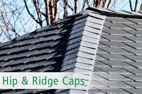 Hip Roof Ridge Cap moderne slate roof shingles products page