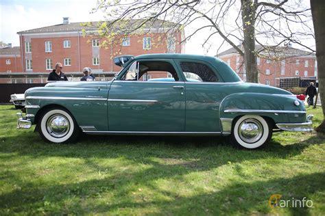 Chrysler Club by Chrysler Club Coup 233 4 1 Prestomatic 119hk 1949