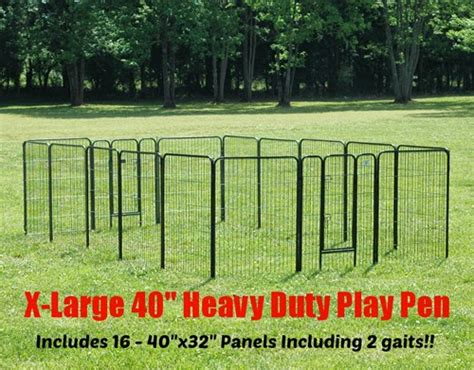 portable outdoor dog runs  playpens reviewed