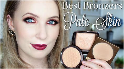 bronzer for light skin best bronzers for pale skin youtube