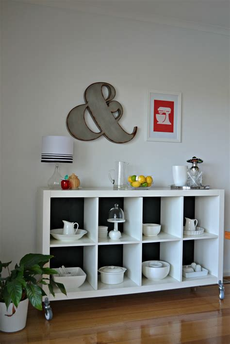 ikea hack expedit sideboard credenza home decor inspirations pinterest