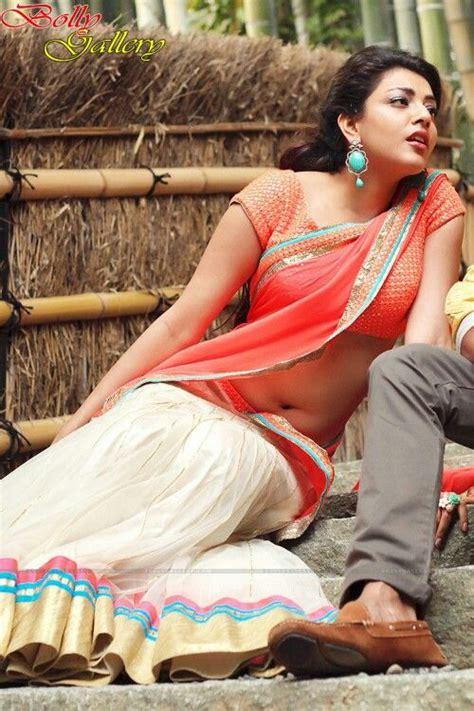 sweet kajal themes kajal aggarwal navel treat kajal agarwal darling