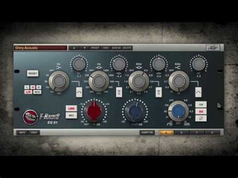 T Racks Classic Equalizer by New In T Racks Custom Shop Eq 73 Eq 81 Two Classic