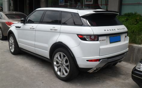 range rover where are they made will there be a range rover evoque svr variant