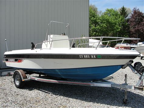 18 center console boat sunbird 18 center console 1988 for sale for 700 boats