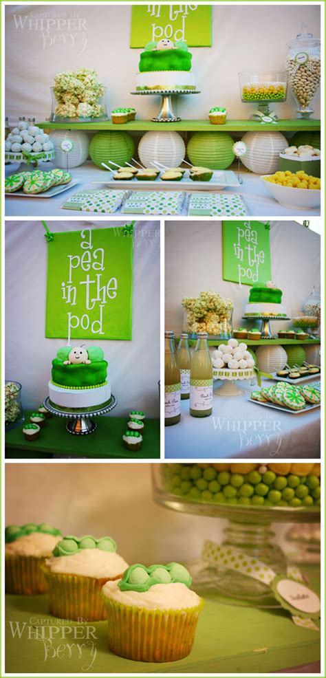 Peas In A Pod Baby Shower by Guest Post Pea In A Pod Baby Shower