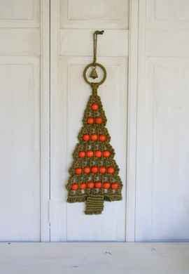 macrame christmas tree wall hanging pattern crafts i need this macrame pattern does anyone have
