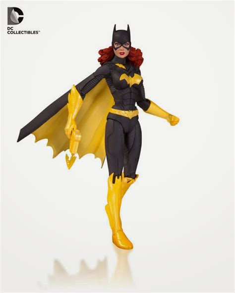 New 52 Batgirl toyhaven dc collectibles reveals it s 2014 fair line up batman the animated series and more