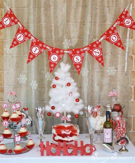 christmas party 2016 ideas 21 decorations ideas to follow this year feed inspiration