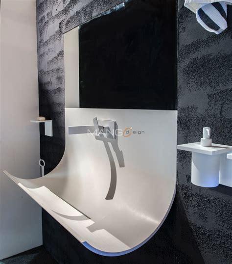 corian oberfläche design mangodesign studio di architettura interior design