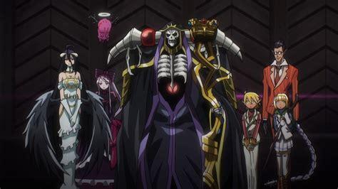 overlord iii tv anime announced  overlord ii anime