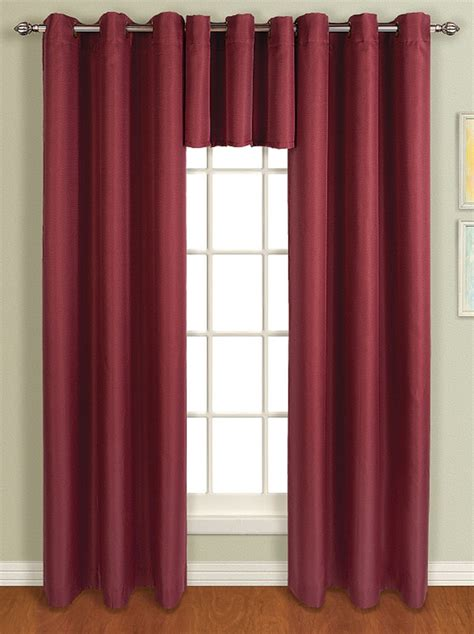 curtains galore mansfield grommet panel mocha united contemporary