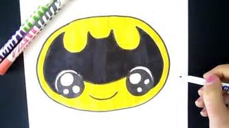 imagenes de batman kawaii kawaii batman logo malen youtube