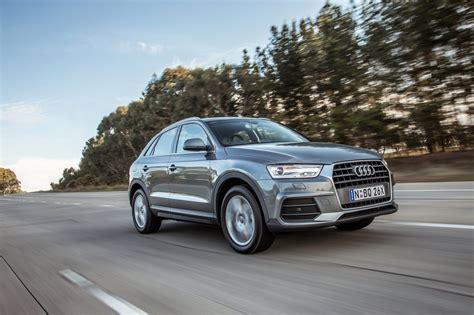 Audi Q3 News by News 2018 Audi Q3 Bigger Posher Greener