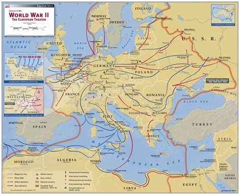 printable world war 2 map of europe world war ii map grahamdennis me