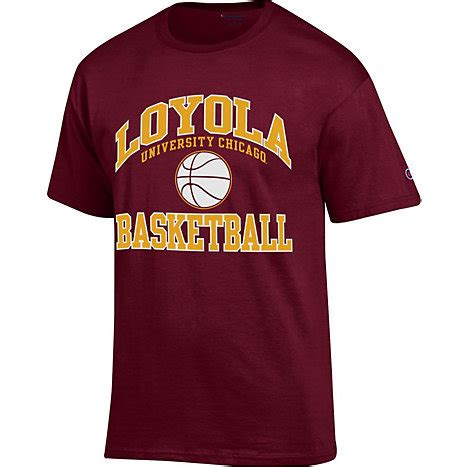 Tshirt Chicago Basketball loyola chicago basketball t shirt loyola