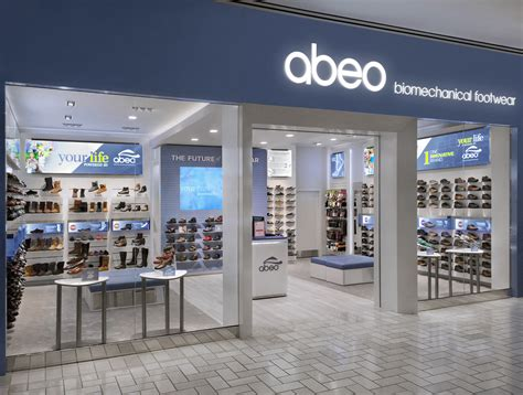 comfort store abeo footwear brings innovative comfort technology to