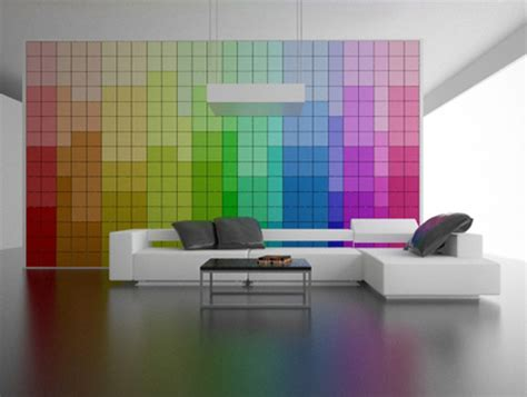 make room cool color changing walls for your home
