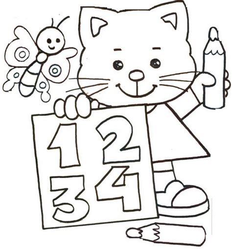 imagenes de matematicas caratulas fichas infantiles fichas infantiles n 250 meros