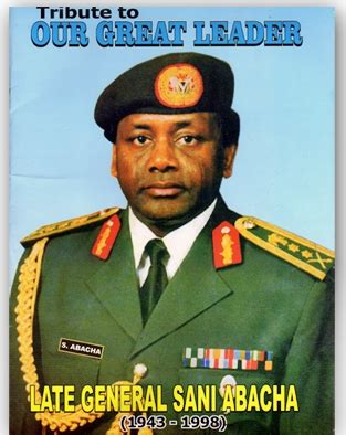 how abacha died 17 years ago al mustapha reveals 20 things to remember about late gen sani abacha exactly